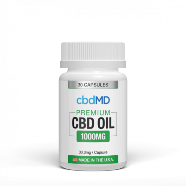 CBD Oil Capsules - CBD Distributors